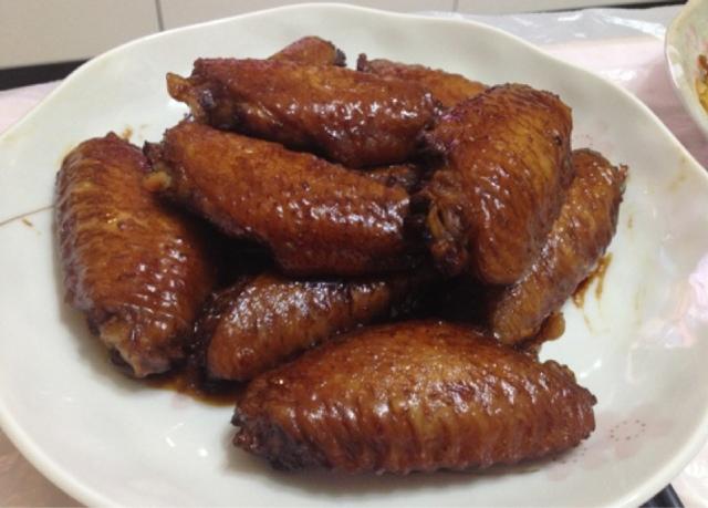 J.miAka 寵愛宅: 可樂雞翼2(浸可樂雞翼)