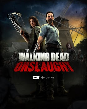 โหลดเกมส์ The Walking Dead Onslaught (PC)