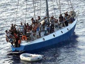 Méditerranée : 3.400 migrants secourus ce week-end au large de la Libye