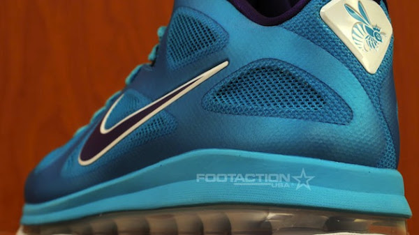 Nike LeBron 9 Low 8220Summit Lake Hornets8221 Coming Soon