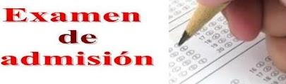 Resultados Examen admision 2012 - I Ricardo Palma