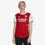 Jual Jersey Wanita Arsenal Home Musim 2020-2021