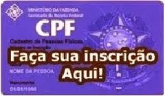 FAÇA AQUI SEU CPF