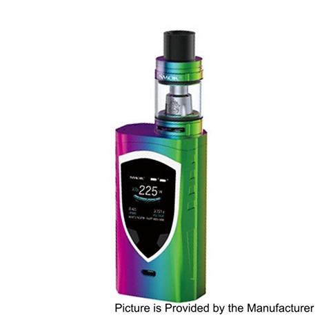 authentic-smoktech-smok-procolor-225w-tc-vw-variable-wattage-mod-tfv8-big-baby-tank-kit-7-color-6225w-2-x-18650-5ml