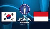 HASIL SKOR DAN VIDEO YOUTUBE TIMNAS INDONESIA U23 VS KORSEL U23 31 MARET 2015