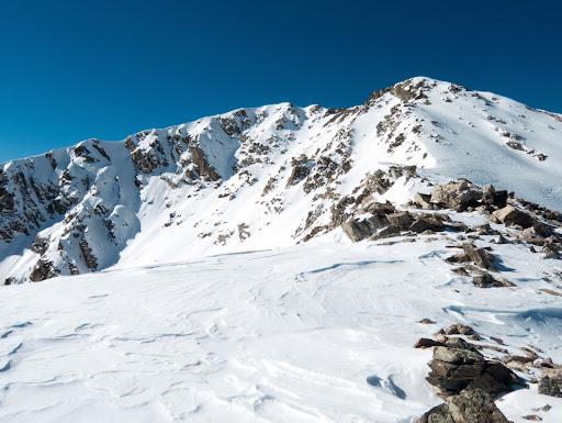 Last climb up Jasper