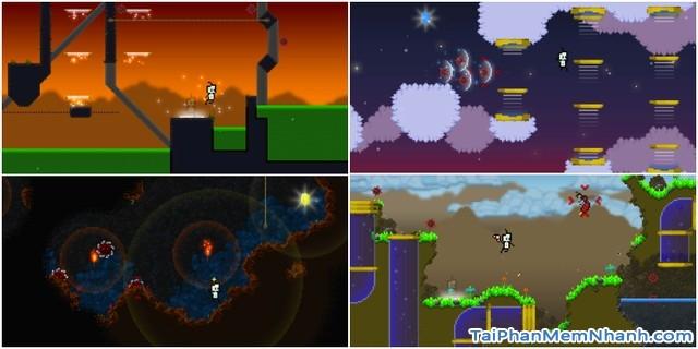 Hình ảnh về game Nubs' Adventure