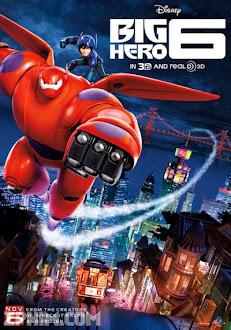 Siêu Anh Hùng 6 - Big Hero 6 (2014) Poster
