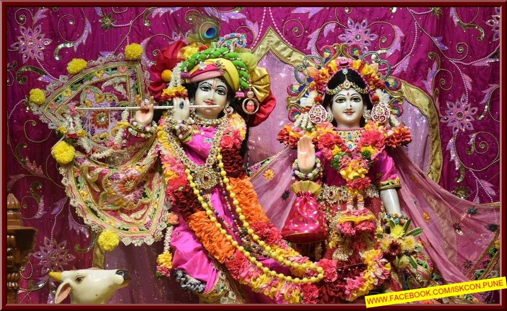 ISKCON Pune Camp Deity Darshan 09 Jan 2017 (1)