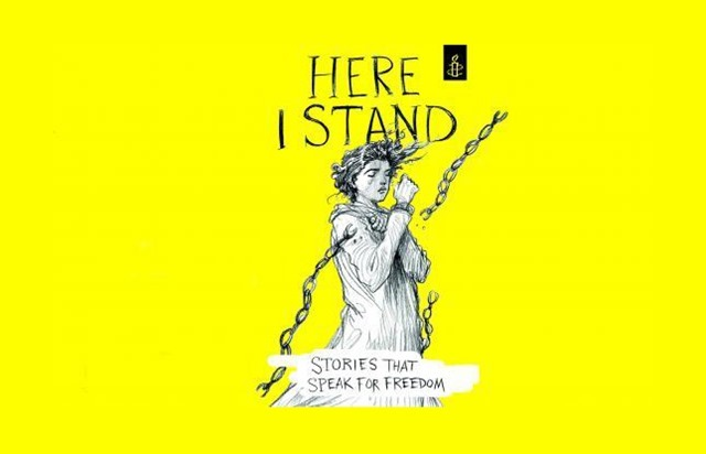 Here I Stand - Stories That Speak for Freedom