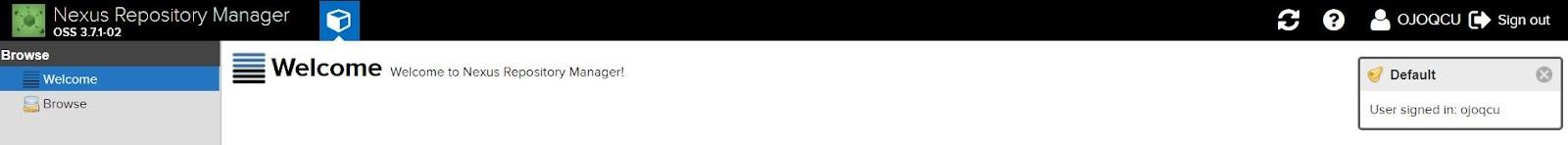 Nexus ldap nested groups