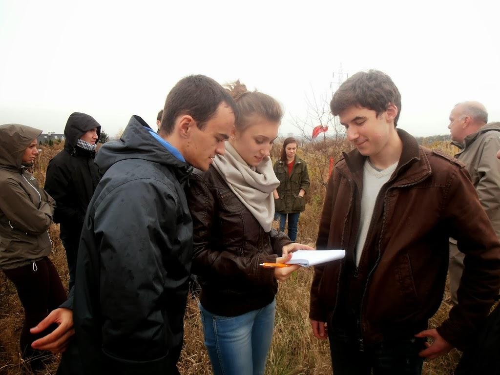 Dziekanowice - pomiary GPR - P9300017.JPG
