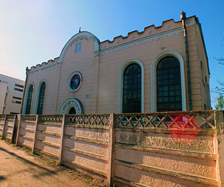 sinagoga gheorgheni