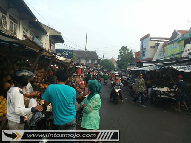 Pasar Tanjung Anyar Kota Mojokerto