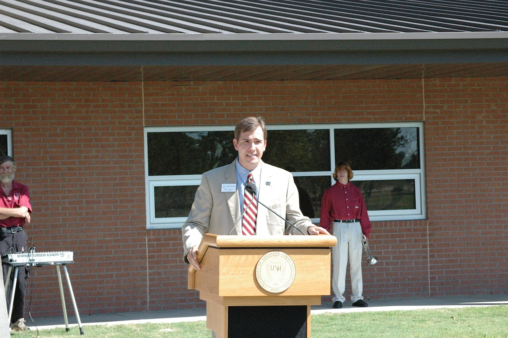 UACCH-Texarkana Ribbon Cutting - DSC_0005.JPG