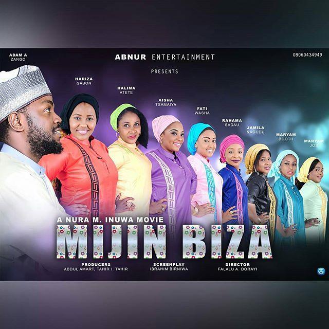 1arewa-20170315-0001 MOVIE: Cigaban Shirin Mijin Biza Kashi Na 3 Dana 4