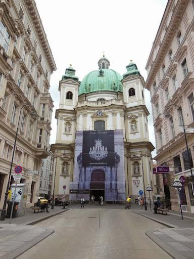 Iglesia de San Pedro en Viena