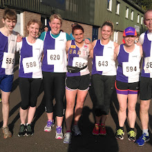 CAAC 5 Mile Road Race 2015