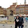 04-05-2013 | Warszawa | Syrenka i turyści