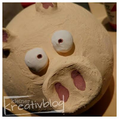 kleiner-kreativblog: Schweinerei in Farbe
