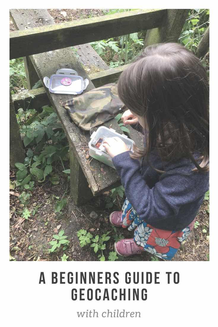 beginners guide to geocaching with children