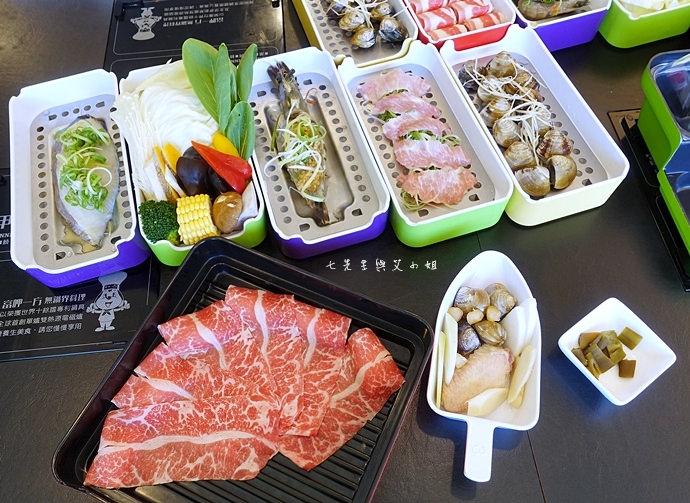15 富呷一方 蒸物 涮鍋 悶菜 燒肉