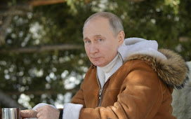 President Vladimir Putin is Voted Russian Sexiest Man Alive -Russian Poll