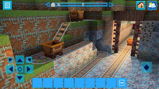RoboCraft: Building & Survival Craft - Robot World 4.2.6 screenshots 12