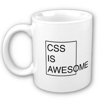 Кружка с CSS разметкой