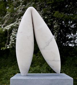 Join: PORTUGUESE MARBLE, 2011; W 26cm, H 41 cm, D 13 cm; SOLD
