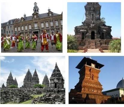 Akulturasi Kebudayaan Nusantara Dan Hindu Budha