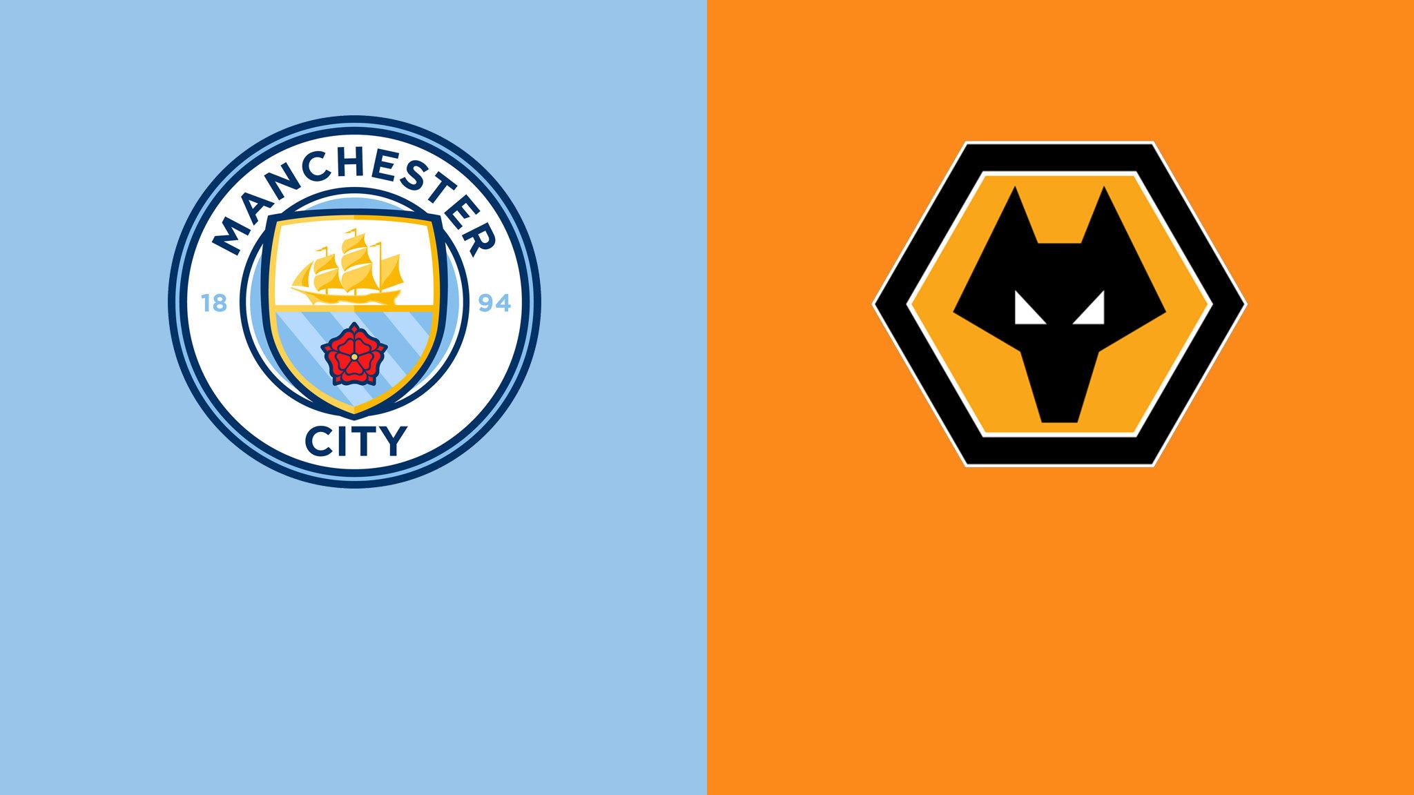 Manchester City vs Wolves