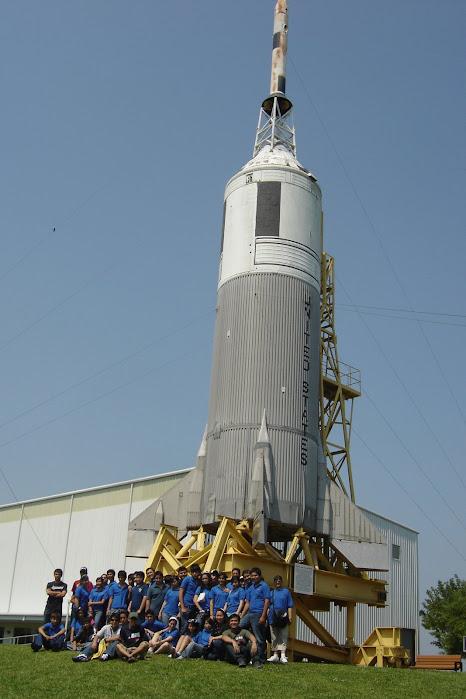 Tour of NASA