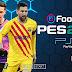 PES 2021 PPSSPP Câmera Normal e de PS4 Europeu Com Transferências Atualizados Ligas & Faces Reais