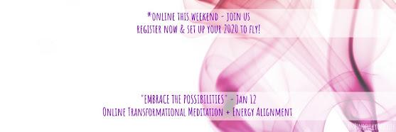 Embrace The Possibilities | Online Meditation 12 Jan