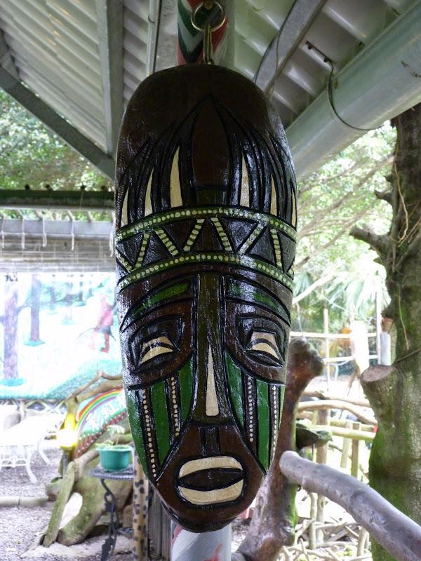 Restaurant aborigene pres de Xizhi, Musée de la céramique Yinge - P1140704.JPG