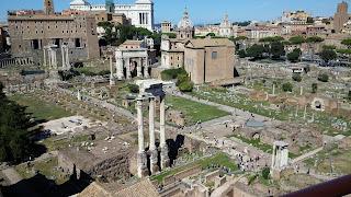 Syysmatka Roomaan 2015