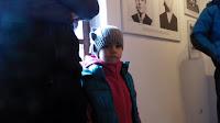 u sobi Ivane Brlić Mažuranić, rođene Ogulinke, Iva čeka da se pojavi neki lik iz bajke
