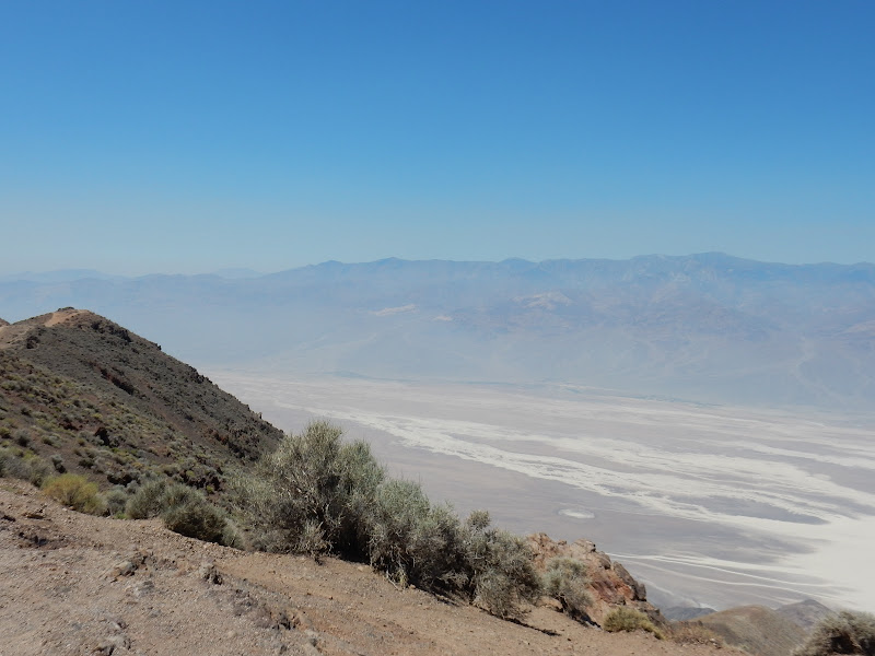 Dantes View, Valle de la Muerte, Death Valley, California, Elisa N, Blog de Viajes, Lifestyle, Travel