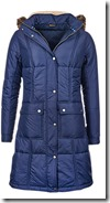 Barbour Icefield Quilted Coat