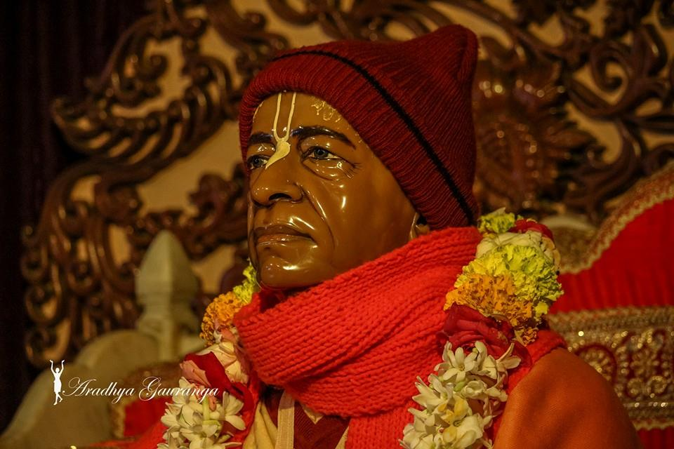 ISKCON Mayapur Deity Darshan 06 Jan 2015 (13)