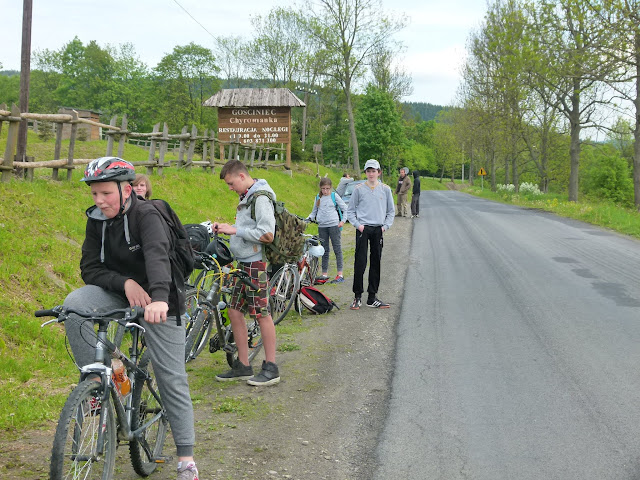 Wycieczka rowerowa Olchowiec - P1150993.JPG