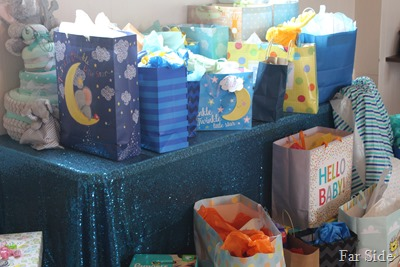Bunch of gifts