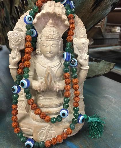Patanjali Stone Statue
