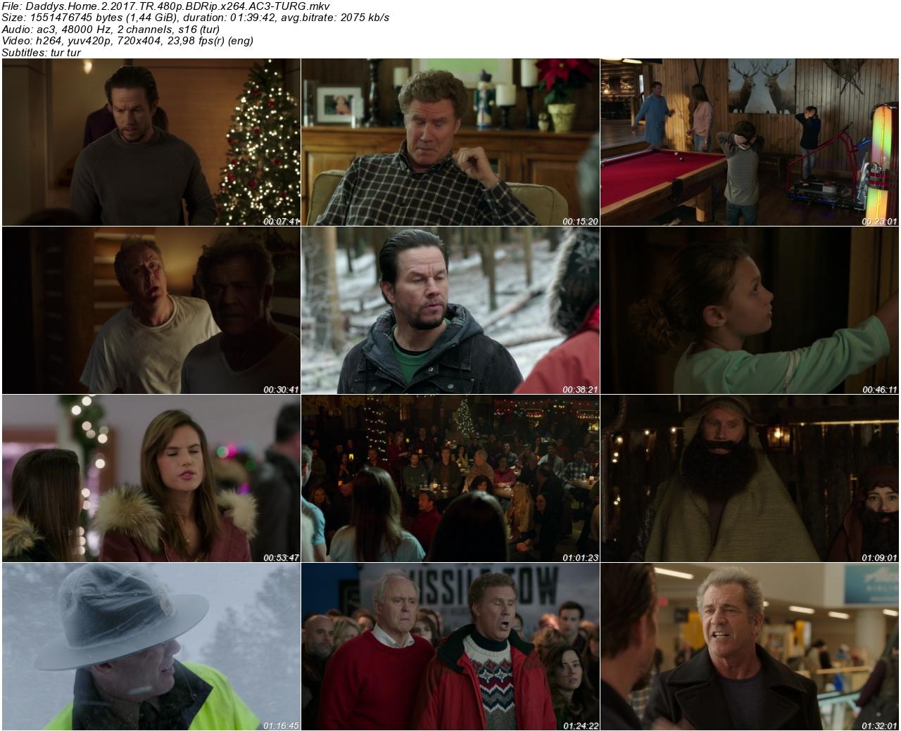 Babalar Savaşıyor 2 2017 - 1080p 720p 480p - Türkçe Dublaj Tek Link indir