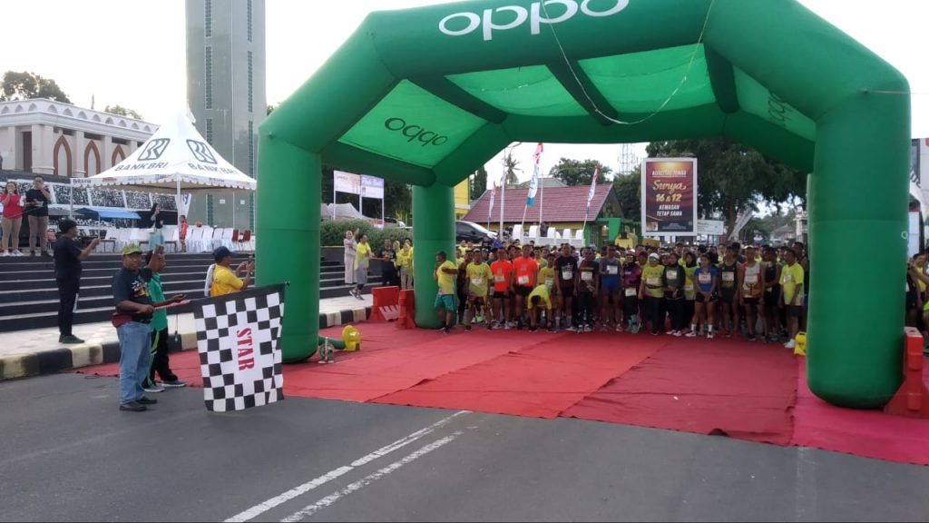 Fun Run Soppeng Berjalan Sukses, Panitia: Terima Kasih Semua Pihak