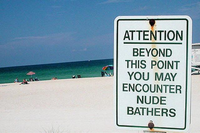Public Blowjob Nude Beach