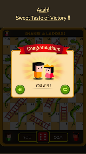 Snakes & Ladders: Online Dice! screenshots apkshin 5