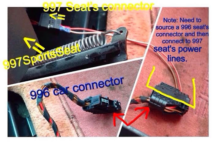 997 seats in a 996 rennlist porsche discussion forums rh rennlist com Basic Electrical Schematic Diagrams Simple Wiring Diagrams