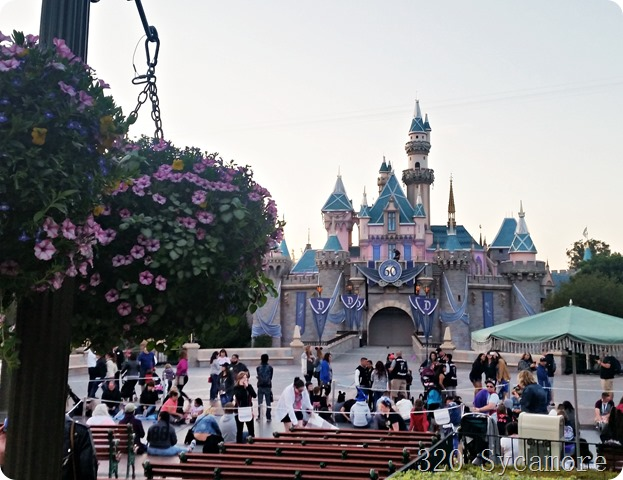 best time to take pictures at disneyland